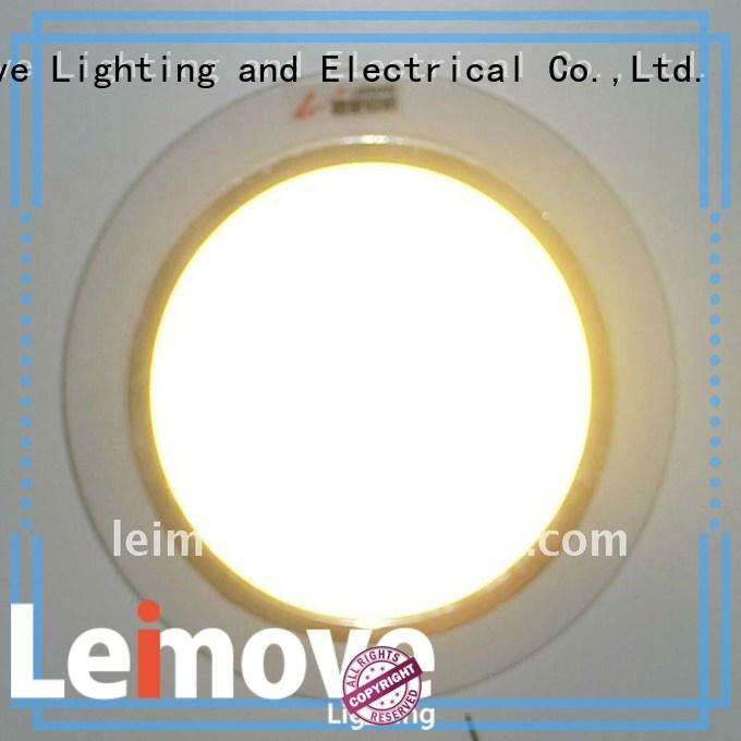 Leimove dimmable led ceiling panel lights high-quality for customization