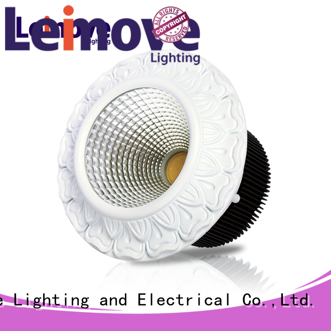Leimove silver-gold led spotlights for sale ultra bright for wholesale