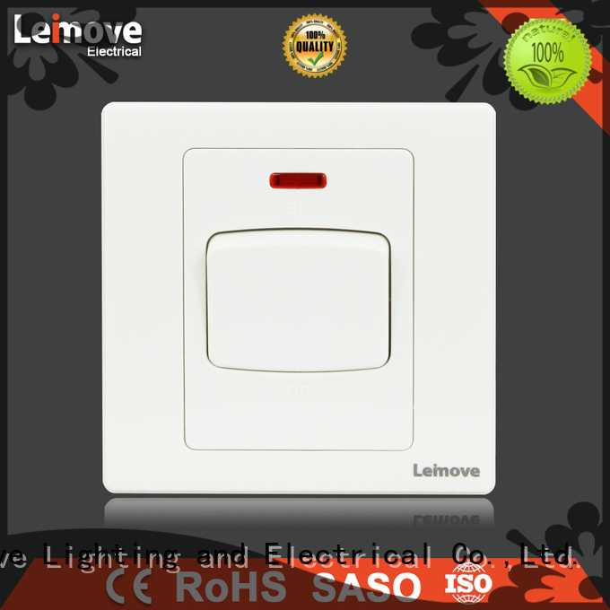 flame retardant electric switch shock resistance free delivery lighting accessories
