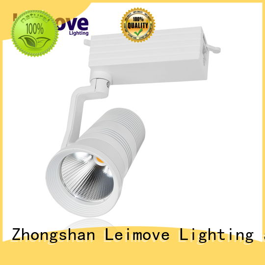 Leimove fixture led track lighting heads free sample free delivery