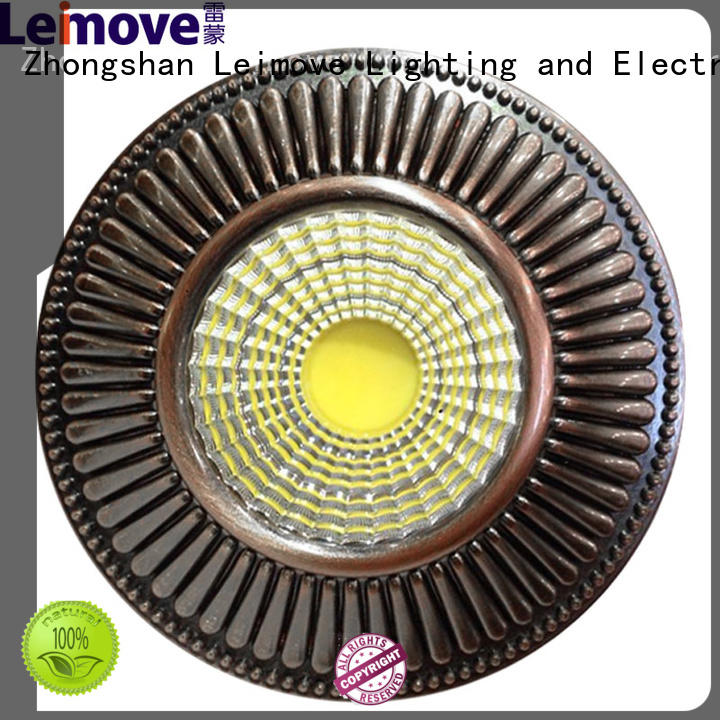 Leimove recessed led recessed downlights custom made for customization