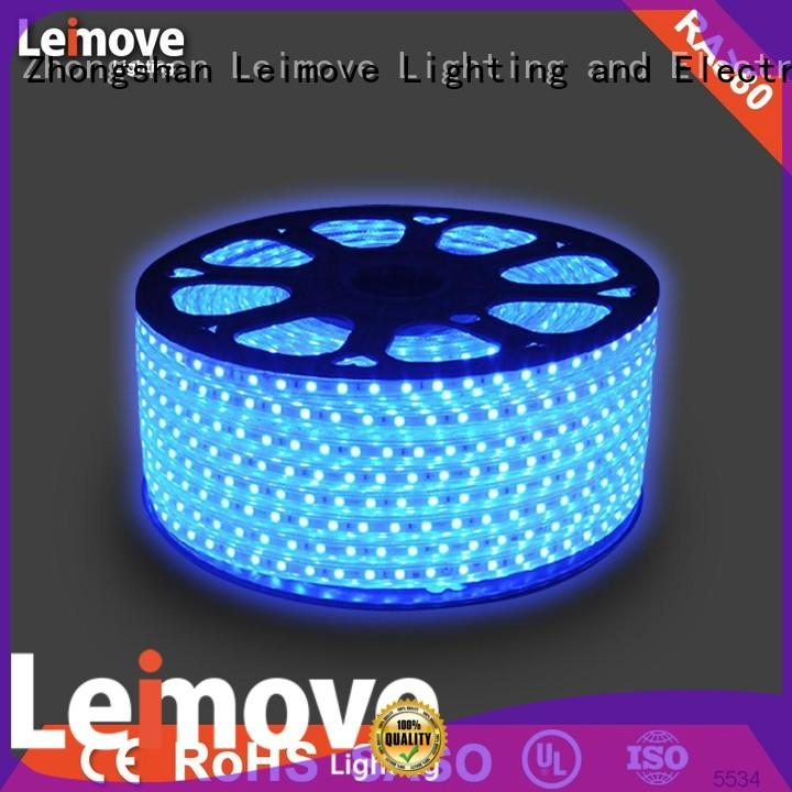 Leimove low power consumption best led strip lights high-quality for wholesale