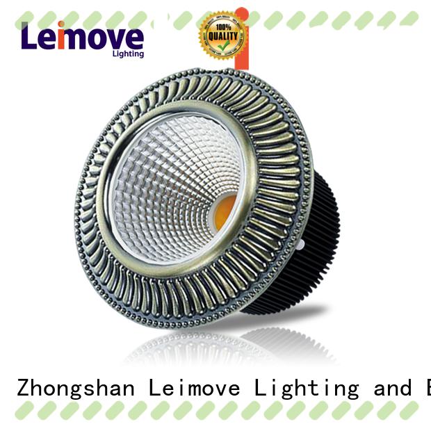 Leimove energy-saving white led spotlights ceiling for sale