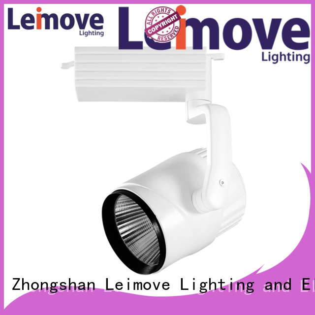 Leimove commercial lighting led track light hot-sale free design