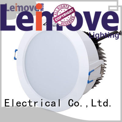 Leimove recessed bathroom led downlights surface mounted for sale