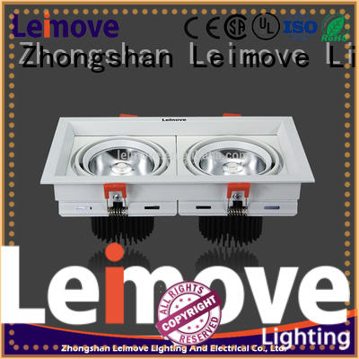 Leimove years warranty led down light custom made for wholesale