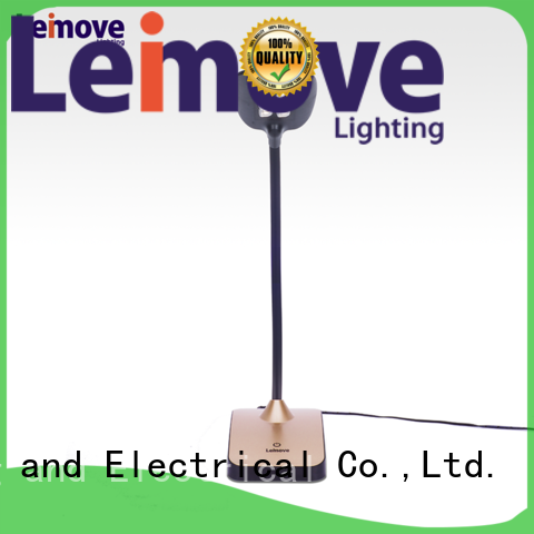 Leimove universal best led desk lamp bulk production for wholesale