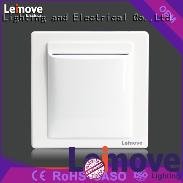 flame retardant electric switch shock resistance free delivery for light