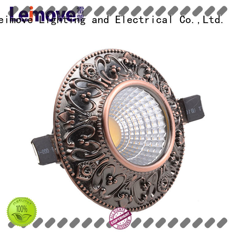energy-saving led spotlights for sale cheap price recessed for decoration