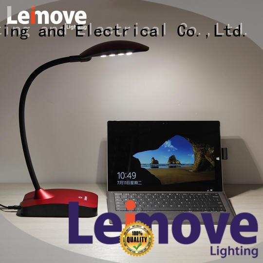 Leimove silver led light lamp by bulk for student