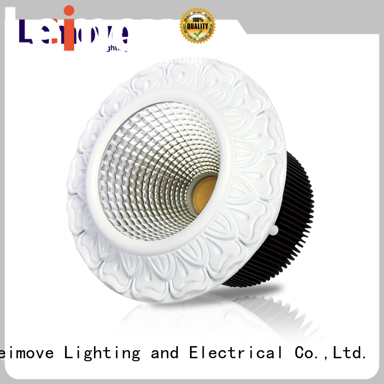 Leimove copper adjustable led spotlights ceiling for wholesale
