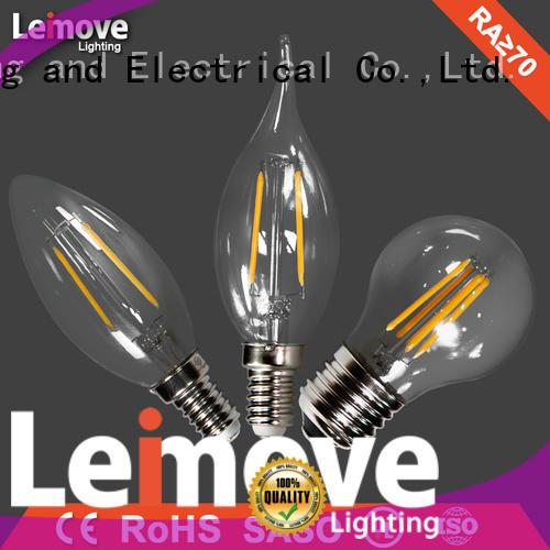Leimove led light bulbs for home energy-saving for customization