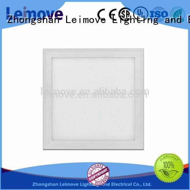 Leimove energy-saving led ceiling panel lights hot-sale for customization