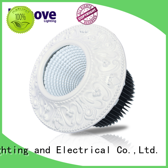 years warranty slim led downlights ceiling decoration white milky for sale