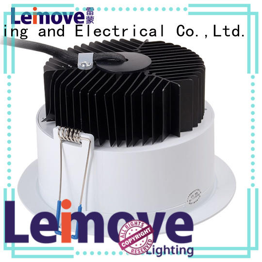 Leimove recessed adjustable led downlights surface mounted for wholesale