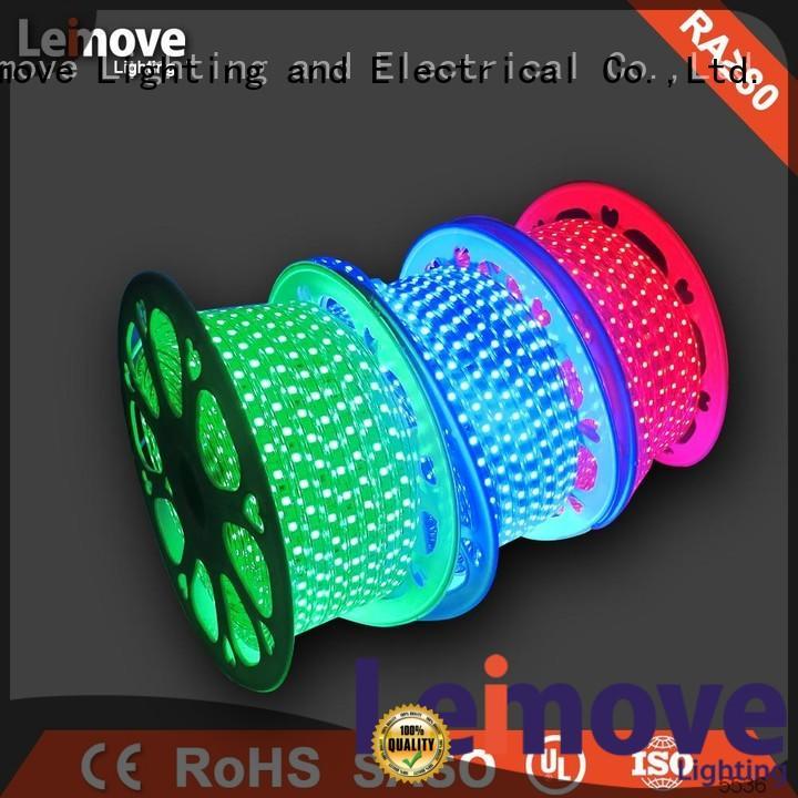 Leimove low power consumption flexible led strip high-quality for sale