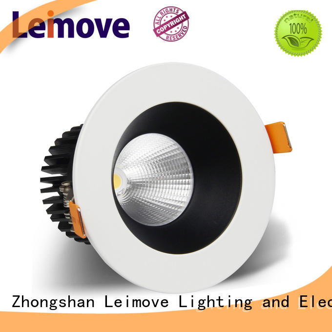 Leimove recessed dimmable led downlights custom made for wholesale