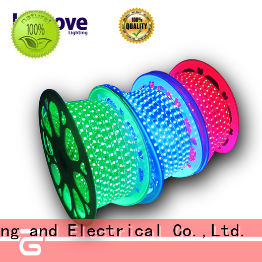 Leimove universal flexible led strip at discount for customization