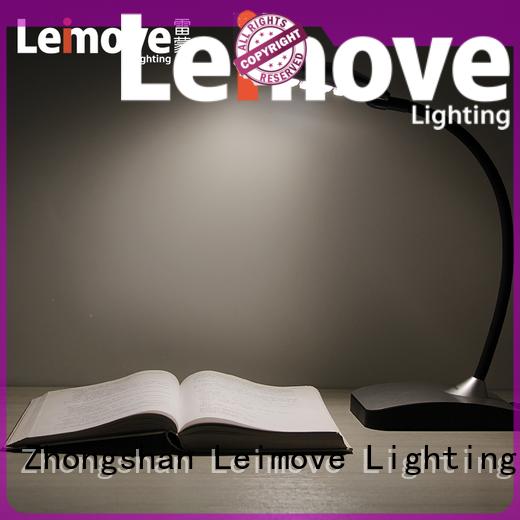custom led reading lamp dimmable by bulk for student