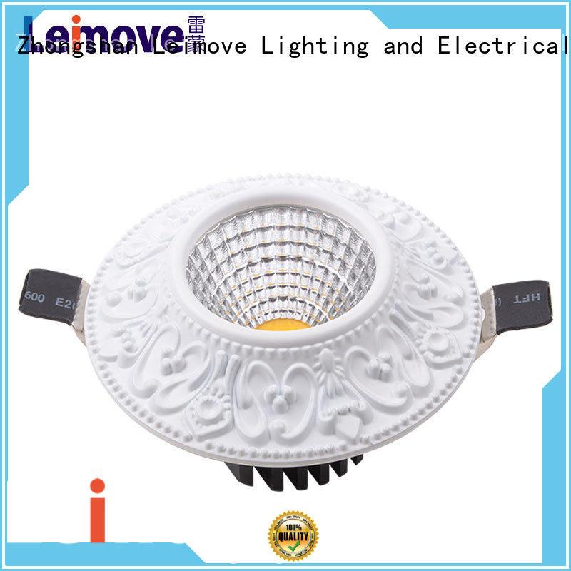 energy-saving gu10 led spot round shape ultra bright for decoration