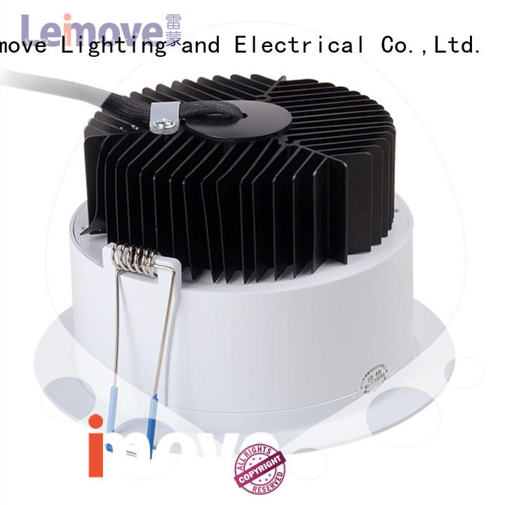 Leimove commercial illumination bathroom led downlights surface mounted for sale