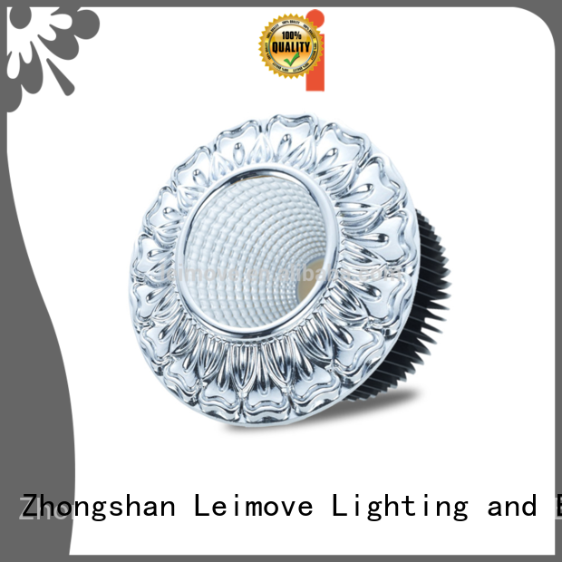 Leimove cob outdoor led downlights custom made for wholesale