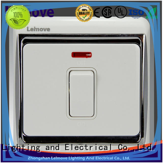 flame retardant electric switch high-quality free delivery lighting accessories
