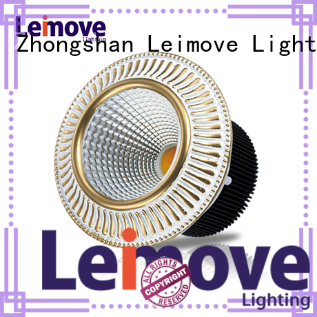 Leimove silver-gold led spotlights for sale ultra bright for decoration