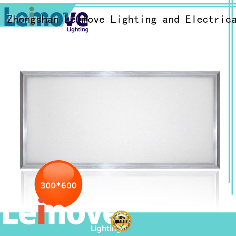Leimove aluminum 600x600 led panel high-quality for wholesale