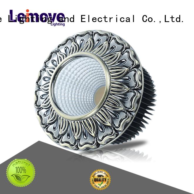 Leimove silver-gold spotlight led lights ceiling for sale