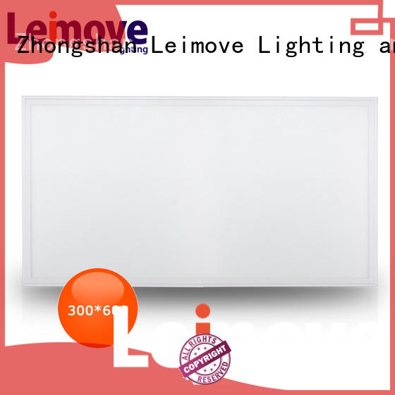 Leimove indoor lighting led square panel light high-quality for wholesale