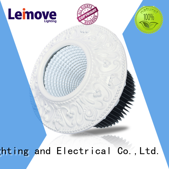 commercial illumination slim led downlights ceiling decoration surface mounted for customization