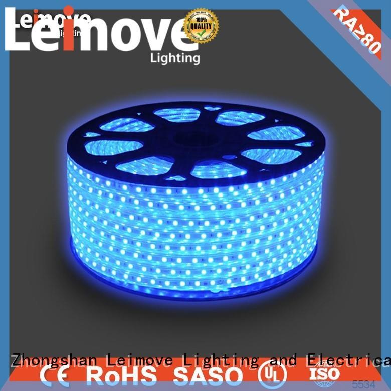Leimove custom flexible led strip energy-saving for sale
