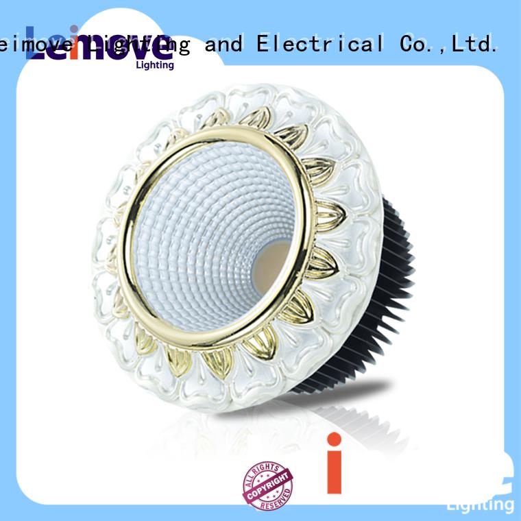 Leimove gold led spotlight bulbs recessed for wholesale