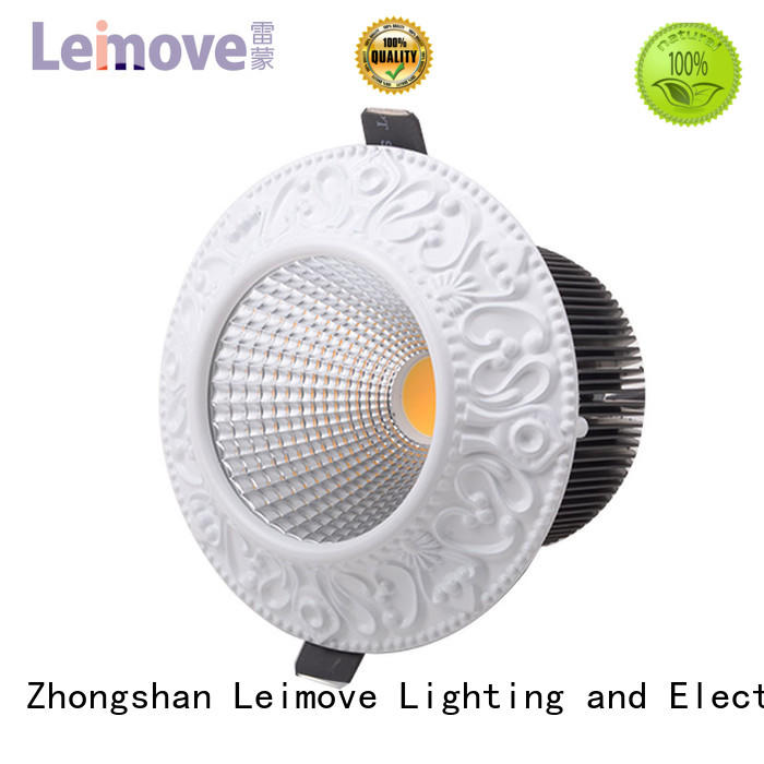Leimove ceiling decoration dimmable led downlights surface mounted for sale