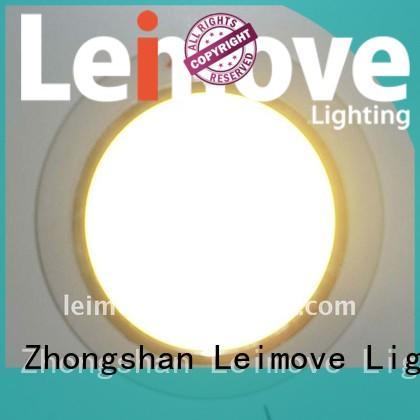 Leimove anti-fog led panel light bulk production for sale