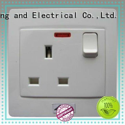 Leimove higher impact resistance electric switch free delivery lighting accessories
