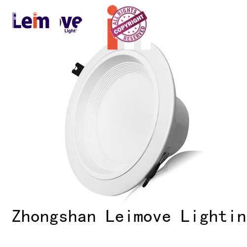 Leimove round bathroom led downlights surface mounted for sale
