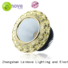 energy-saving high power led spotlight silver-gold ultra bright for decoration