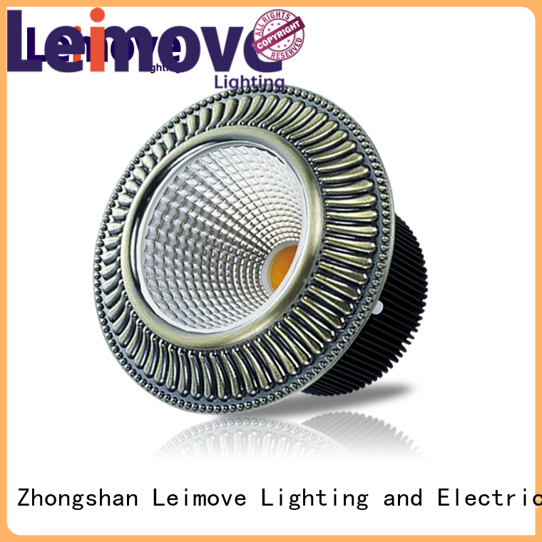 Leimove years warranty dimmable led downlights surface mounted for customization