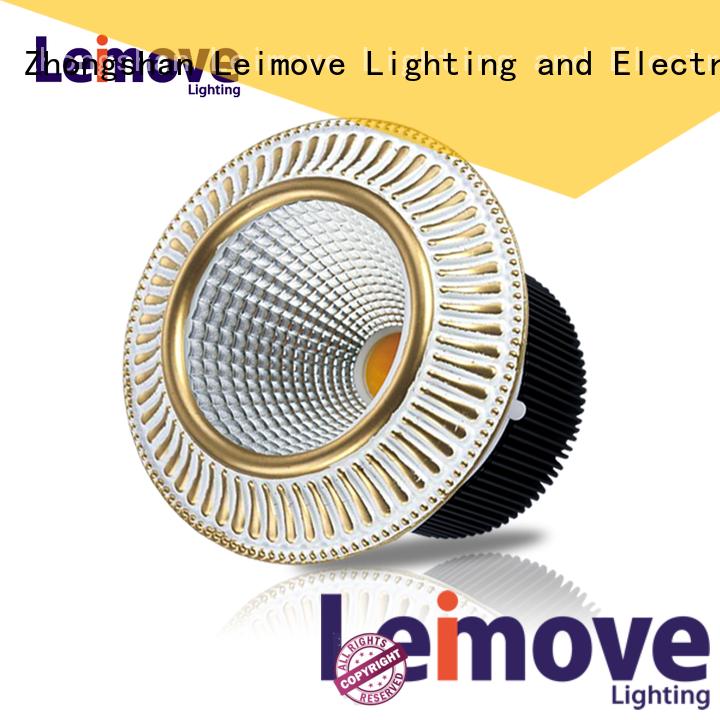 Leimove energy-saving slim led downlights surface mounted for sale