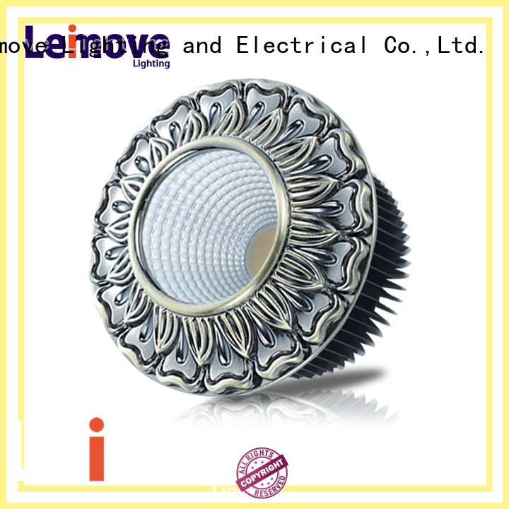 commercial illumination adjustable led downlights cob surface mounted for customization