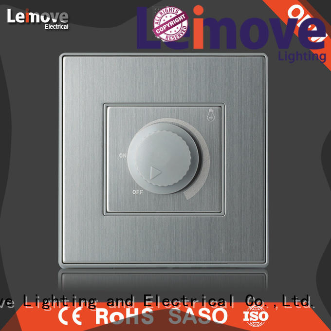 Leimove high tensile strength electric switch easy assembly for wholesale