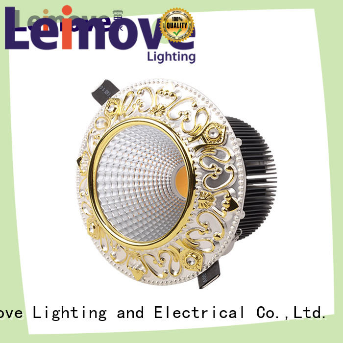 Leimove commercial illumination bathroom led downlights surface mounted for wholesale
