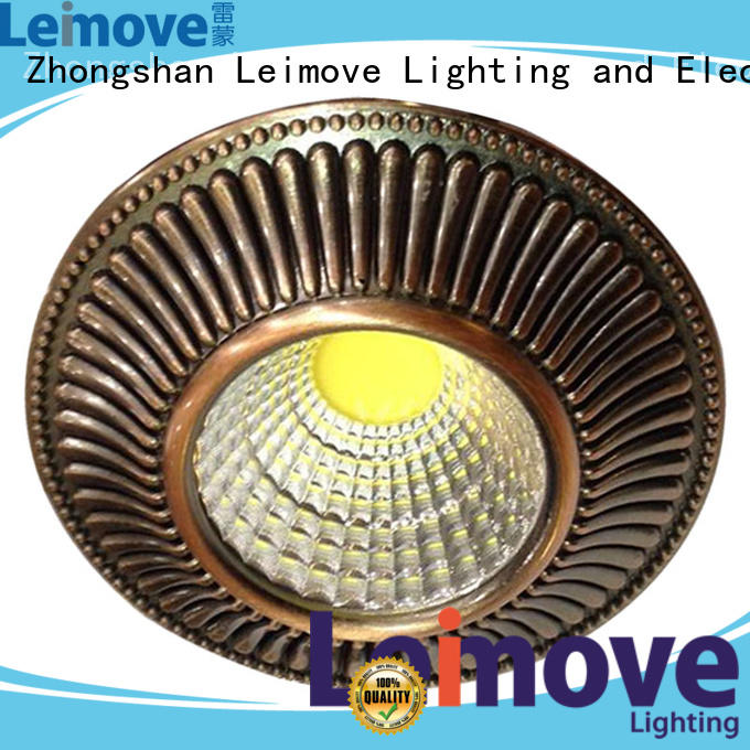 Leimove energy-saving high power led spotlight ceiling for decoration