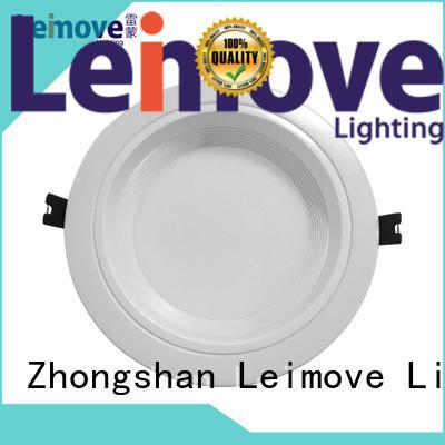 Leimove energy-saving adjustable led downlights surface mounted for sale