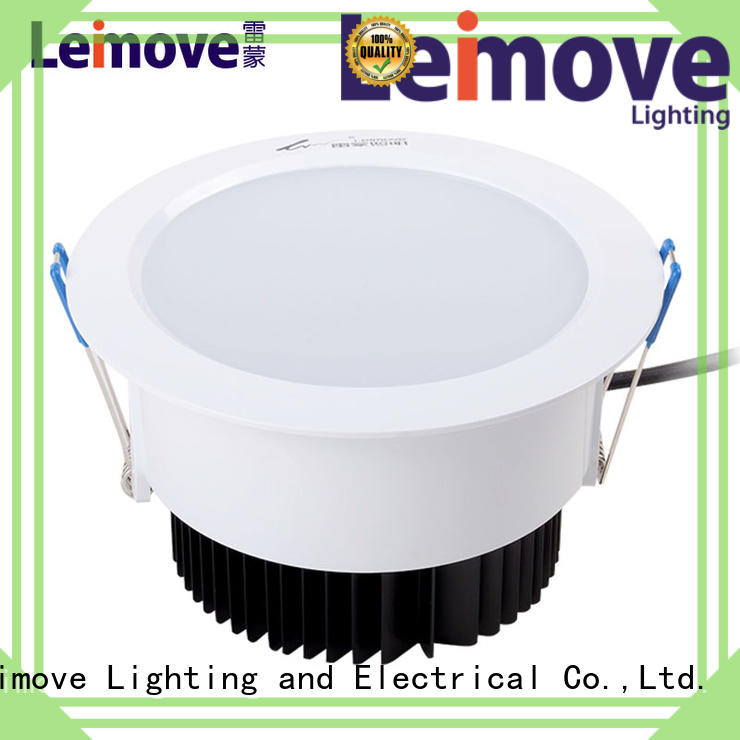 Leimove energy-saving dimmable led downlights surface mounted for wholesale