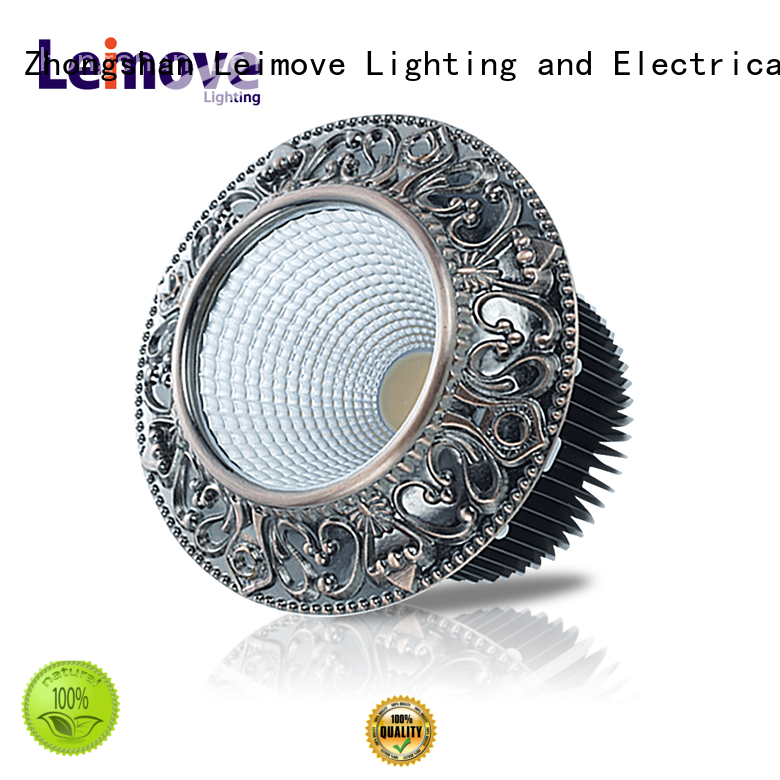 Leimove energy-saving best led spotlight ceiling for decoration