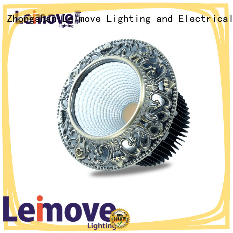 recessed adjustable led downlights energy-saving white milky for wholesale