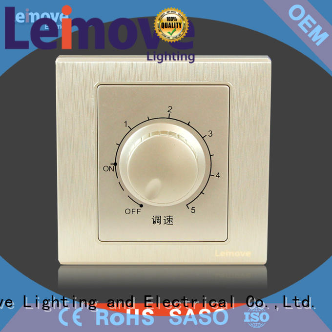 Leimove high-quality electric switch simple structure for wholesale